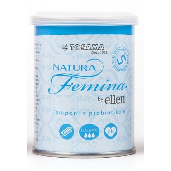 Natura Femina by Ellen, normal higienski tamponi Pripomočki in zaščita