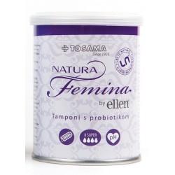 Natura Femina by Ellen, super higienski tamponi