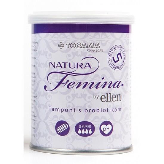 Natura Femina by Ellen, super higienski tamponi Pripomočki in zaščita