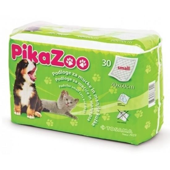 PikaZoo, podloga za mucke in manjše kužke - Small Za živali