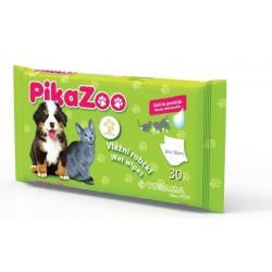 PikaZoo, vlažilni robčki tea tree