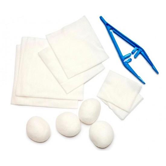 Set preveza št.2, sterilna Pripomočki in zaščita