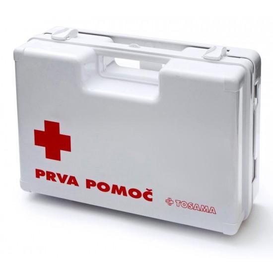 Tosama, kovček za prvo pomoč Pripomočki in zaščita
