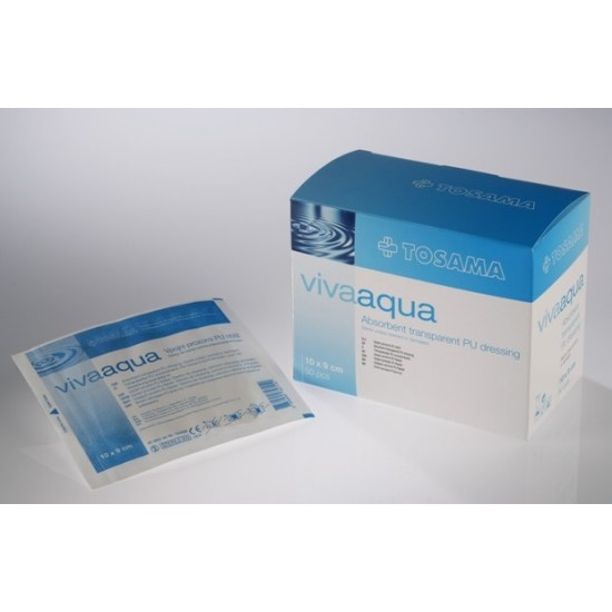 Vivaaqua obliž 10 x 5 cm  Pripomočki in zaščita