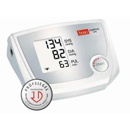 Boso Medicus Uno, merilnik krvnega tlaka Pripomočki in zaščita