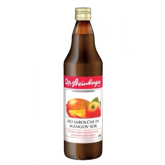 Dr. Steinberger, Bio jabolčni in mangov sok Prehrana in dopolnila