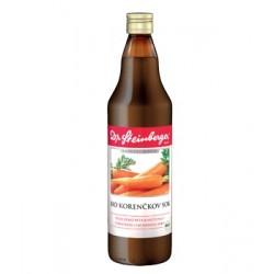 Dr. Steinberger, Bio korenčkov sok