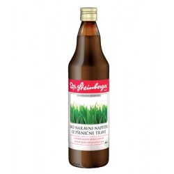 Dr. Steinberger, Bio naravni napitek iz pšenične trave