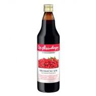 Dr. Steinberger, Brusnični sok