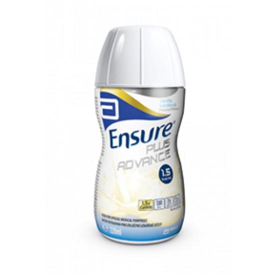 Ensure Plus Advance, vanilija Prehrana in dopolnila
