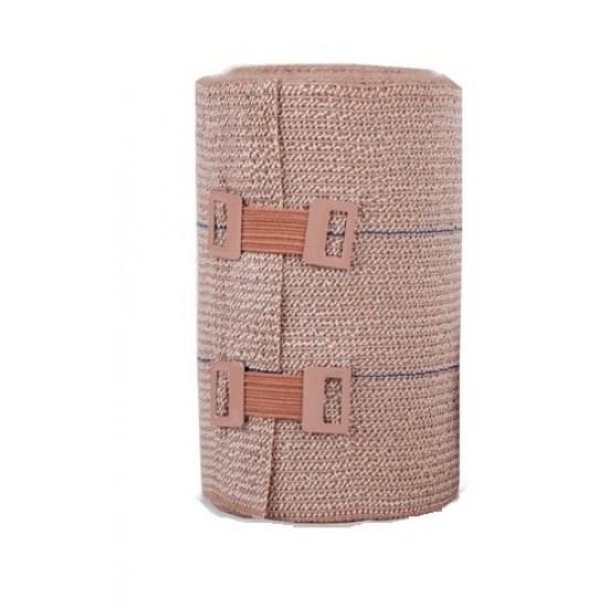 Vivavene dolgoelastični kompresijski povoj 10 cm x 10 m, 1 povoj Pripomočki in zaščita