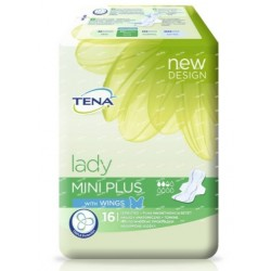 Tena Lady Mini Plus Wings, predloge s krilci