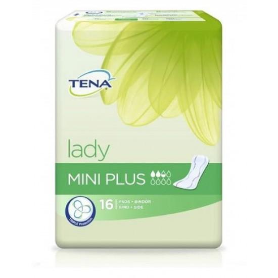 Tena Lady Mini plus, predloge Pripomočki in zaščita