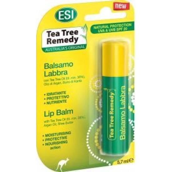 Tea Tree, balzam za ustnice SPF20 Kozmetika