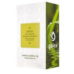 Galex, Detox čaj s Pegastim badljem in regratom
