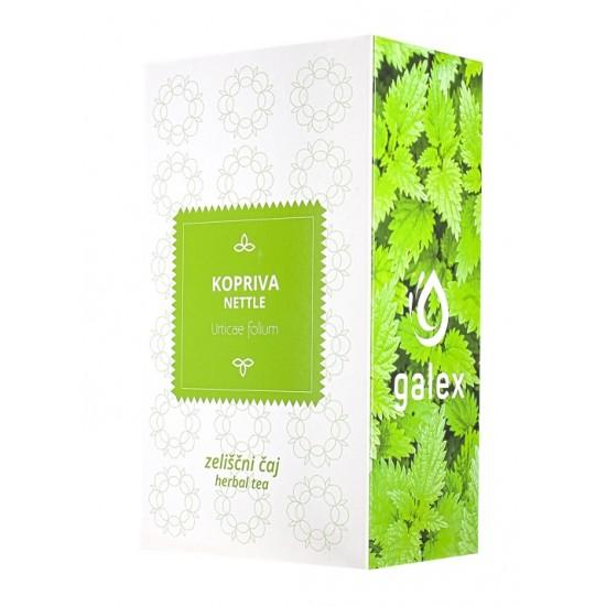 Galex, Kopriva čaj Prehrana in dopolnila
