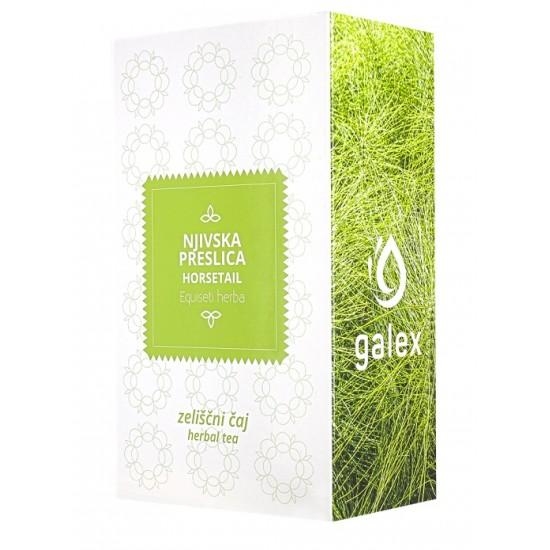 Galex, Njivska preslica čaj Prehrana in dopolnila
