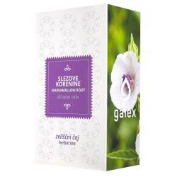 Galex, Slezove korenine čaj