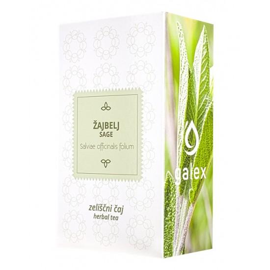 Galex, Žajbelj čaj Prehrana in dopolnila