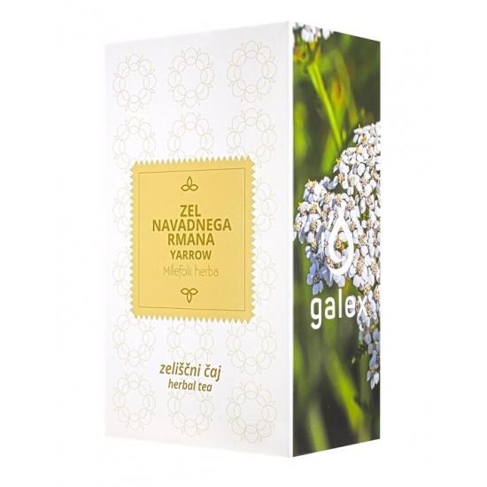 Galex, Zel navadnega rmana čaj Prehrana in dopolnila