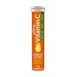 Ultra vitamin C 1000mg, šumeče tablete