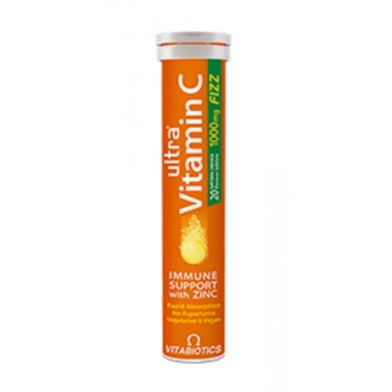 Ultra vitamin C 1000mg, šumeče tablete Prehrana in dopolnila
