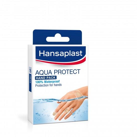 Hansaplast Aqua Protect, obliži Pripomočki in zaščita